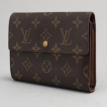 LOUIS VUITTON, plånbok.