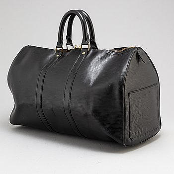 LOUIS VUITTON, a 'Keepall Epi 45'.