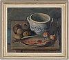 Ilmari aalto, oil on canvas, signed i. aalto and dated  30
