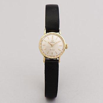 OMEGA, De Ville, armbandsur, 20 mm.