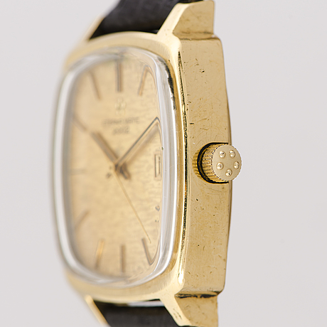 Eterna matic, 2002, wristwatch, 33 x 33 mm