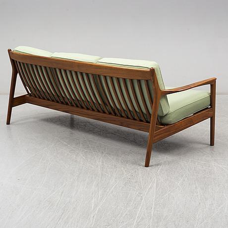 Folke ohlsson, an 'usa 75' teak sofa from dux