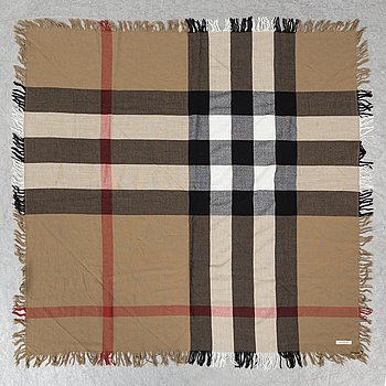 BURBERRY, scarf/sjal.