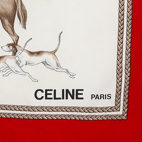 CÉline, scarves, 2 st