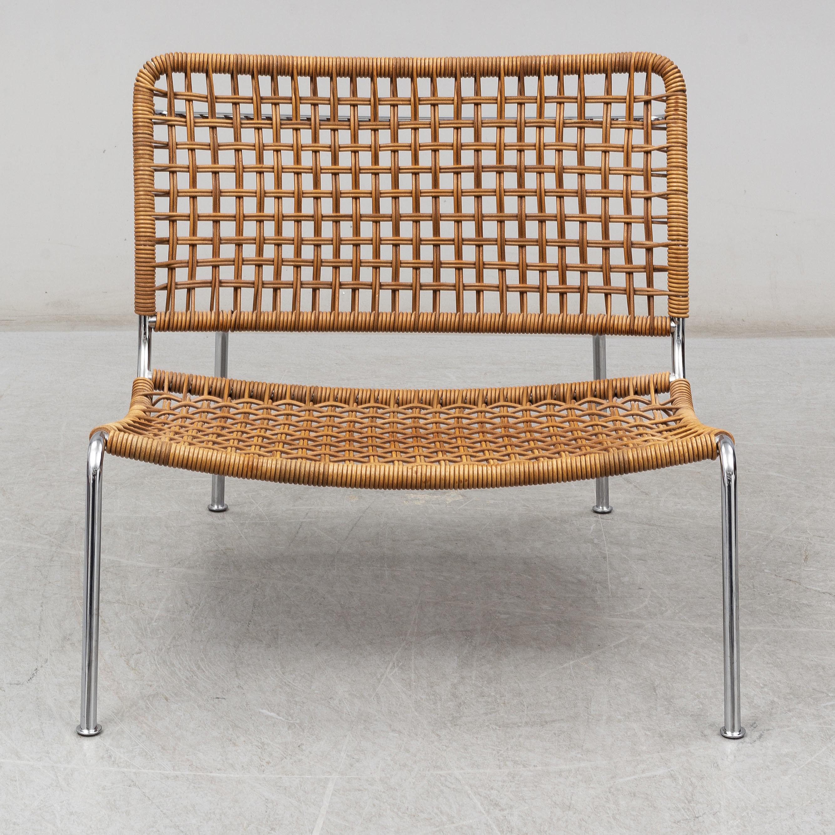 Piero Lissoni A Frog Lounge Easy Chair Living Divani Bukowskis