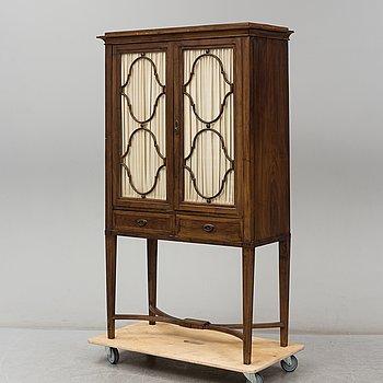 An early 20th century cupboard.