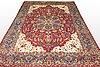 A carpet, najafabad 422 x 291 cm.