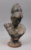 Skulptur, gjutjärn. 1900/2000-tal.