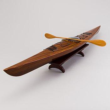 BOATMODEL,kayak, 21'st century.