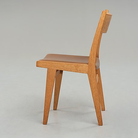 """Hans j wegner, a  """"ge376"""", chair for getama, denmark, 1970's."""