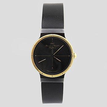 IWC Schaffhausen Porsche design wrsit watch 32 mm 1987.