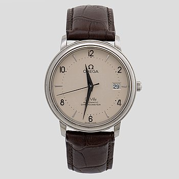 OMEGA, De Ville, Prestige, Chronometer, wristwatch, 36,5 mm.