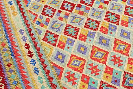A carpet, kilim, ca 292 x 208 cm