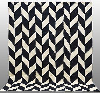 MATTA, slätväv, ca 308 x 248 cm.
