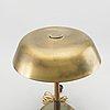 A 1940's scandinavian table lamp.