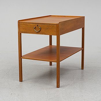 JOSEF FRANK, a mahogany side table, Svenskt Tenn, Sweden, model 914, provenance Estrid Ericson.