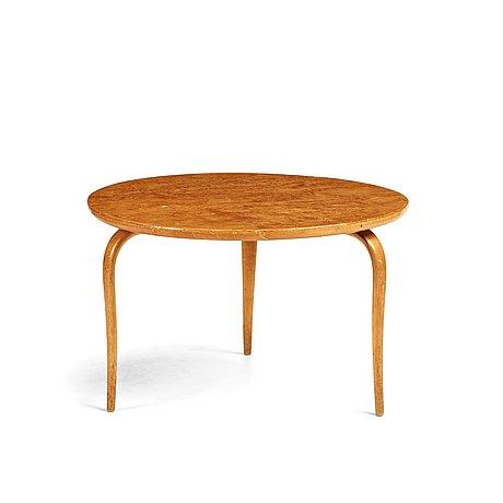 Bruno mathsson, a standard table for firma karl mathsson 1940, provenance estrid ericson.