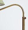 Josef frank, golvlampa, modell 2368, firma svenskt tenn, 1940-50-tal, proveniens estrid ericson.