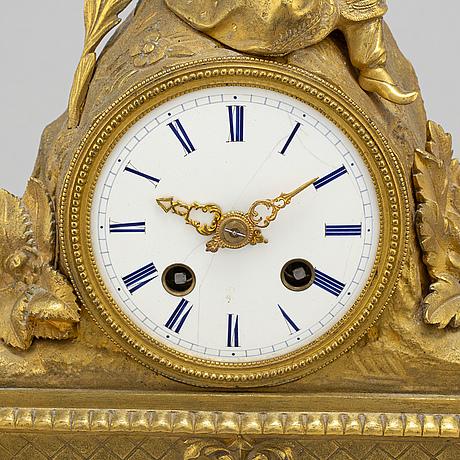 Pendulum clock, second half of the 19th century.