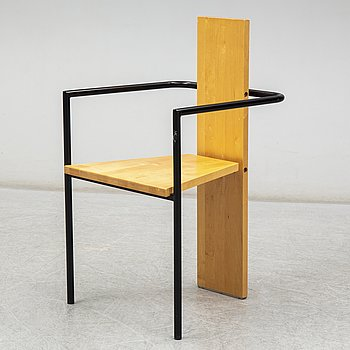 JONAS BOHLIN, a 'Concrete' armchair, Källemo.