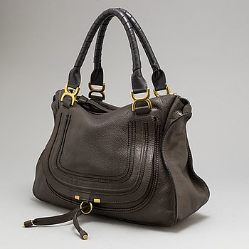 """CHLOÉ, väska, """"Marcie Large""""."""