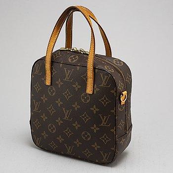 "LOUIS VUITTON, väska, ""Spontini""."