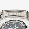 "Omega, speedmaster, chronograph, ""straight writing"", ""tachymeter base 1000""."
