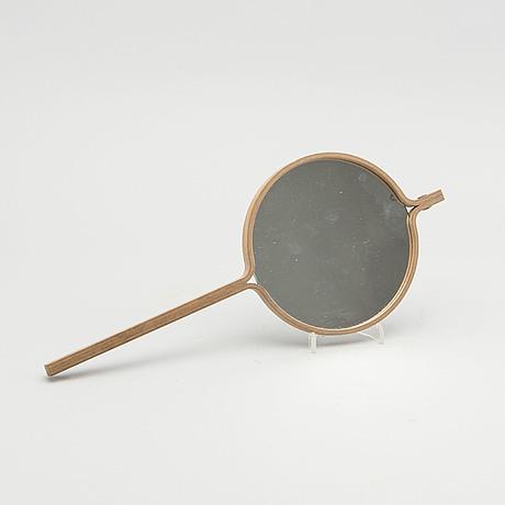 Hans agne jakobsson, , a teak mirror, markaryd, 1960's