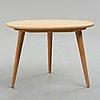 "Hans j wegner, a ""ch08"" coffee table for carl hansen & søn, denmark."