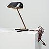 Hans j wegner, a desk lamp for aarhus city hall, denmark 1941.