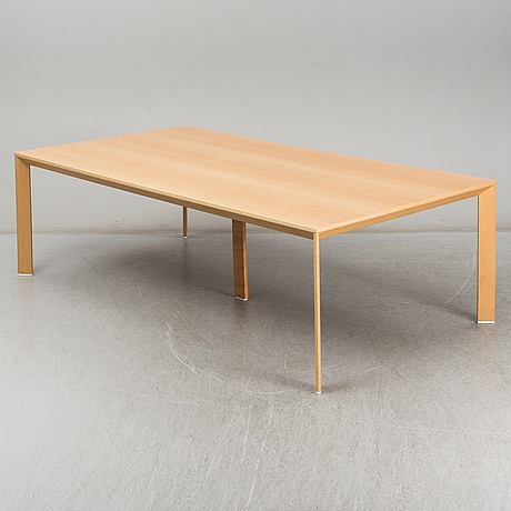 "Daniel franzÈn & mattias stÅhlbom, table, ""chamfer"", karl andersson & söner, 2016"