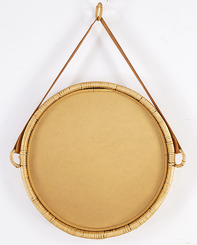 A 1960's-70's mirror.