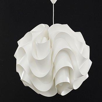 POUL CHRISTIANSEN, A late 20th century Le Klint 172 Sinus ceiling lamp.