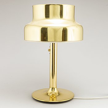 A second half of the 20th century 'Bumling' table light, Ateljé Lyktan, Åhus.