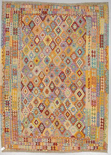 A carpet, kilim, ca 350 x 262 cm