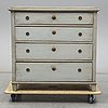 A chest of drawers from the first half of the 19th century