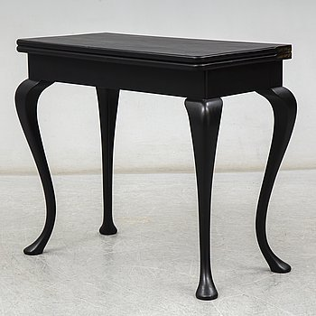 a late 19th century game table.