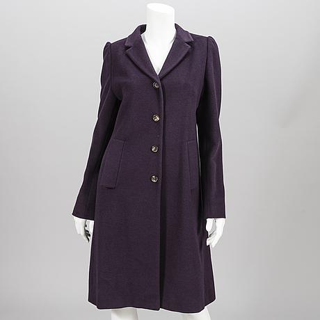 Burberry, ladies coat in size 10(uk)