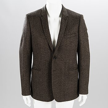 BURBERRY Mens Wool Blazer in size 56R.