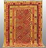 A carpet, kelim ca 290 x 205 cm