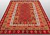 A carpet, kelim, ca 293 x 209 cm.