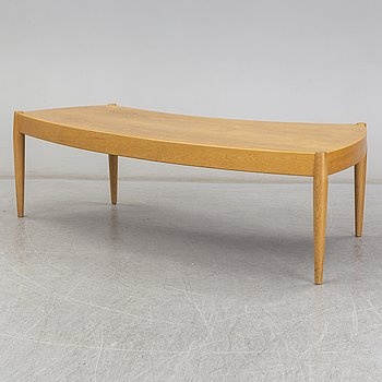 A 1960's coffee table.