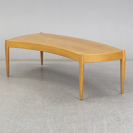 A 1960's coffee table