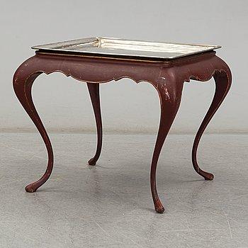 A silver tray, by W A BOLIN, Stockholm 1923.