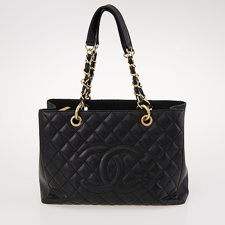 "Chanel, ""grand shopping tote"", vÄska."