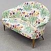 Kerstin hÖrlin-holmquist,  a 'lilla paradiset' sofa from nordiska kompaniet, 1960's.