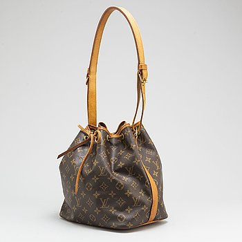 "LOUIS VUITTON, bag, "" Petit Noé""."