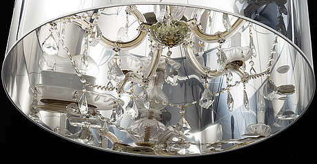 A 'light shade shade' by jurgen bey for moooi, designed 1999