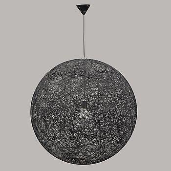 A 'Random Light Medium' light for Moooi. Designed 2001.