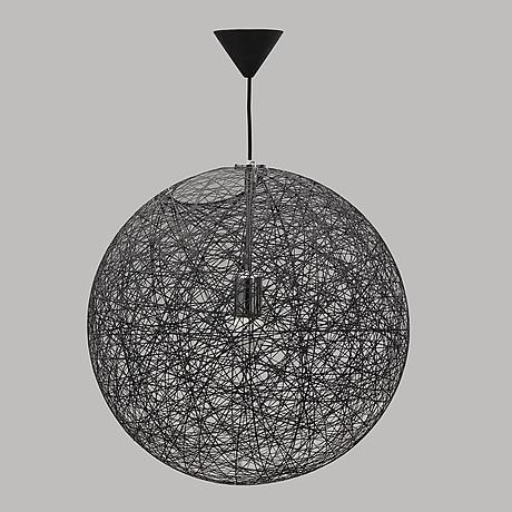 A 'random light small' light for moooi. designed 2001.
